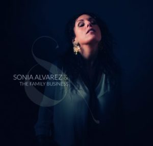 Pochette Album Sonia Alvarez - the family business